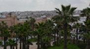 Widok na Rabat