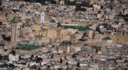 Widok na Fez