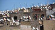 Telewizją Maroko stoi