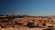 Widok na południu Maroko