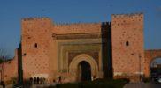 Brama murów miejskich