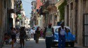 Na ulicach starej Hawany