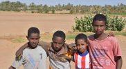 Czterech Muszkieterów w Sudanie