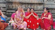 Piękne Szeherezady w Indiach